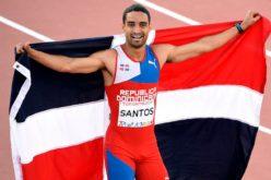 Luguelin Santos agradece el apoyo a su participacion en Olimpicos de Rio2016