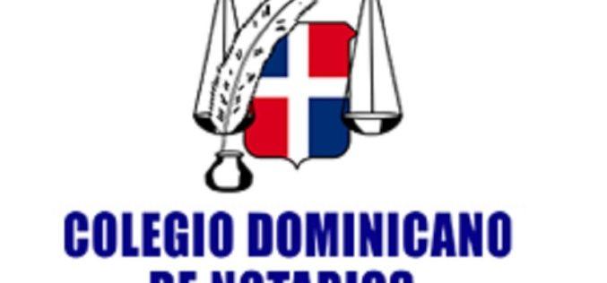 Directivos Colegio de Notarios incuplen norma