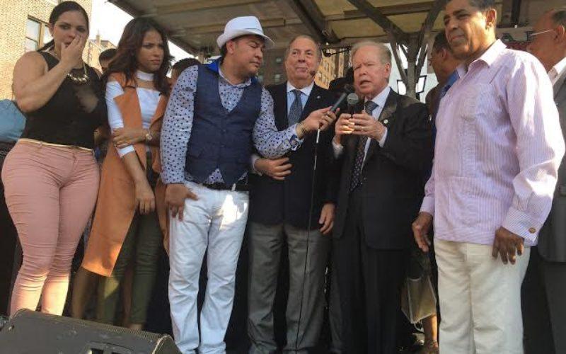 Pégate y Gana con el Pachá y su historia trasmision del Festival de Dyckman con reconocimientos a Pepin Corripio y El Torito