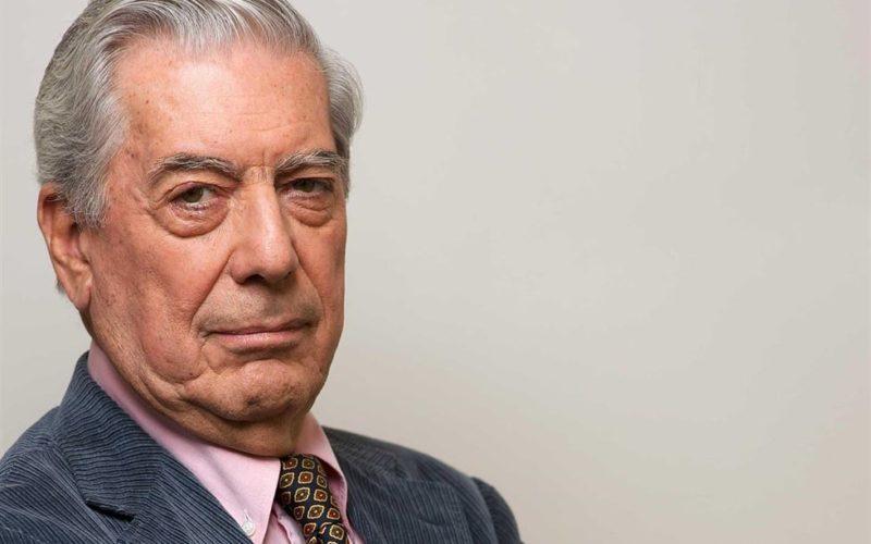 Mario Vargas Llosa llega el lunes a RD; recibirá premio en la noche en acto inaugural Feria del Libro en el TN