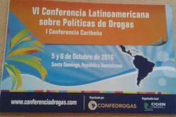 Representantes de mas de 40 paises de 4 continentes trataran en RD el tema de las drogas