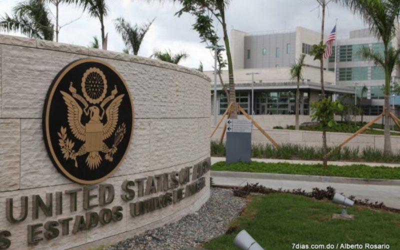 Embajada EEUU en RD confirma revocacion visas del presidente JCE y dice no afecta relaciones de ambas naciones