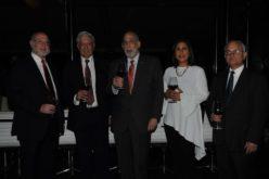 Mario Vargas Llosa agasajado por el ministerio de Cultura RD