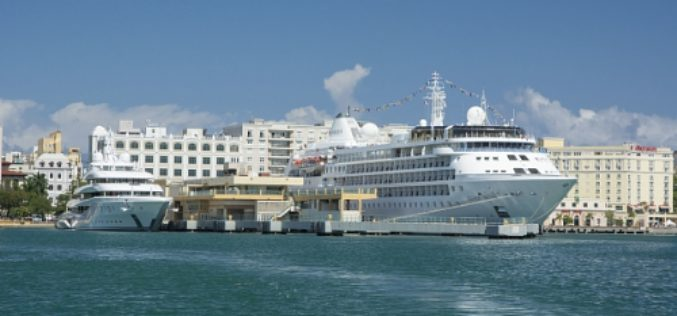 Puerto Rico viene con temporada record de cruceros