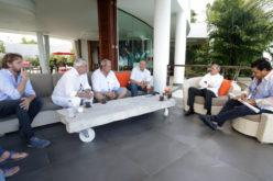 (Video) Danilo de visita sorpresa en Las Terrenas; decidido a inpulsar el turismo en la zona