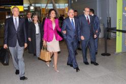 Video con Danilo llegando al aeropuerto JFK de Nueva York