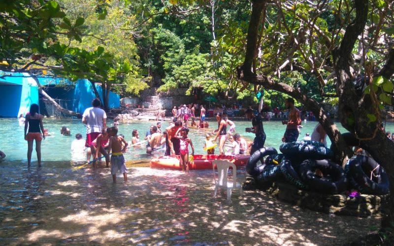 Los Patos de Paraíso, Barahona, se mantiene como balneario de gran atracción en el Sur, pero, cuida'o…