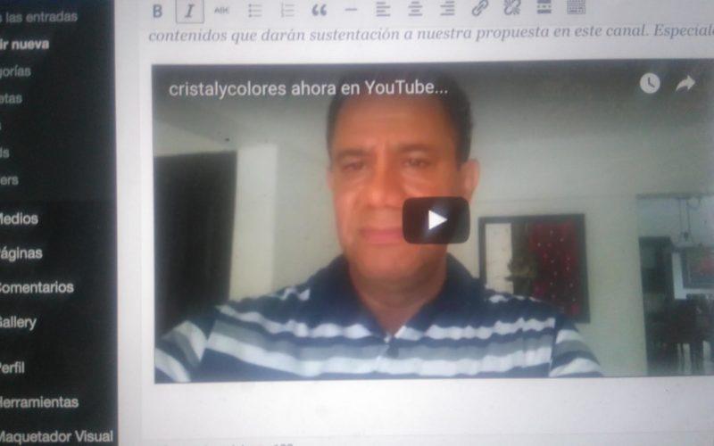 cristalycolores ahora en YouTube como cristalycoloresrd …