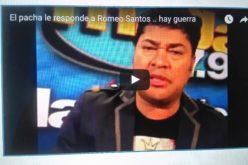 La respuesta de El Pachá a un mensaje de Romeo Santos en Instagram