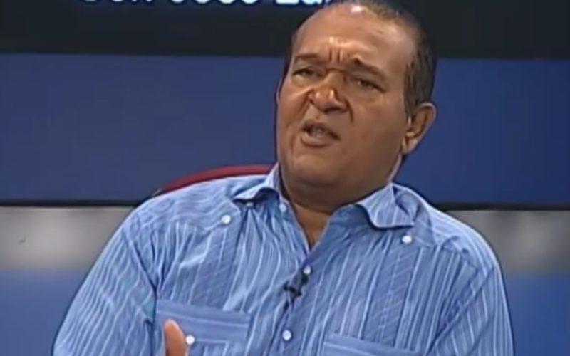 Antonio Marte: «Los que dirigen el Conep son estúpidos»