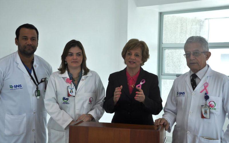 Directora Instituto del Cáncer llama a ARS a contribuir para que pacientes tengan mas acceso a medicamentos, terapias y estudios