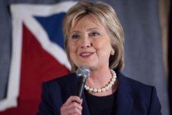 Hillary Clinton buscanto el voto latino se encuentra este martes con El Gordo y La Flaca de Univision