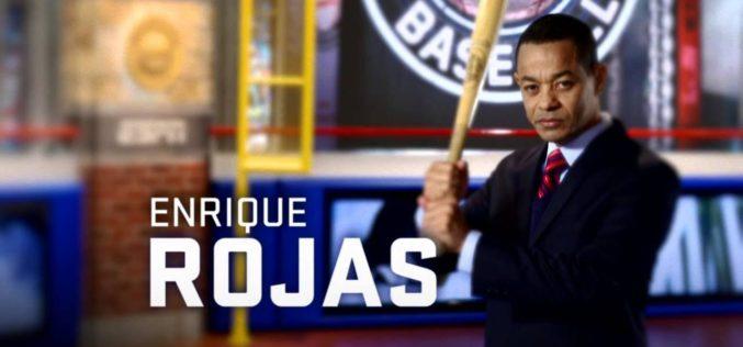 Enrique Rojas, Ernesto Jerez y Carolina Guillén en programa especial para ESPN desde Plaza España en RD