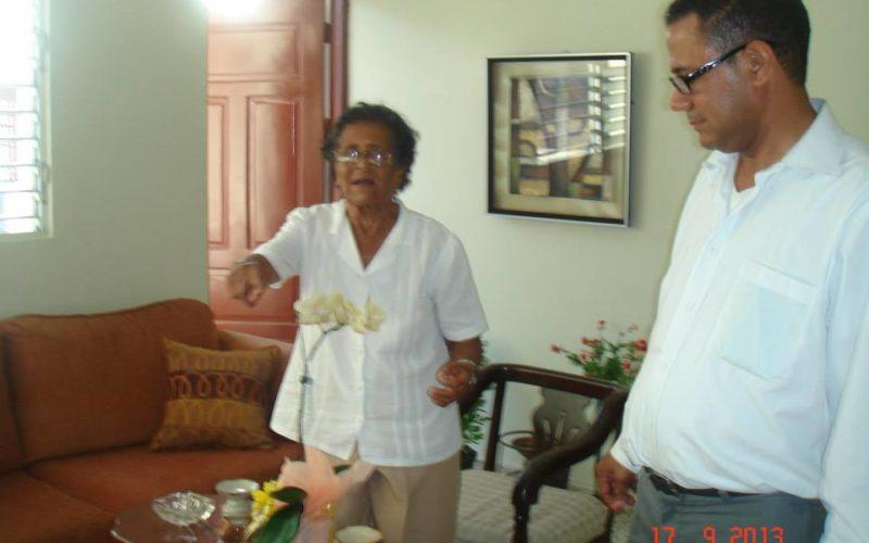 Francisca Arias, esa Inmensidad de Madre…