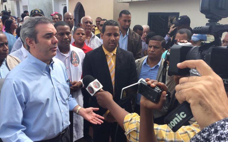 En Hato Mayor, Luis Abinader valora ayuntamientos; pueden mejorar calidad de vida de la población