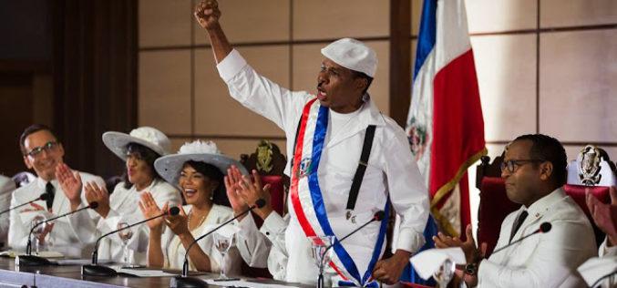 Raymond Pozo, feliz con acogida que ha dado el público a «Tubérculo Presidente», la película