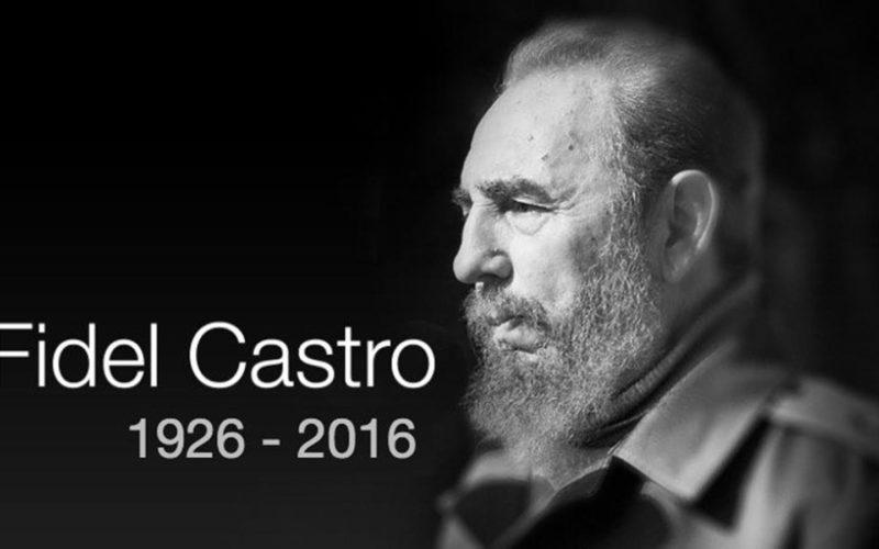 Danilo envió condolencias por fallecimiento de Fidel Castro; dice hizo sacerdocio del ejercicio de la política