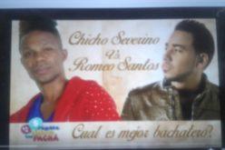 """(Video) Otro invento de El Pachá: """"Quien es mejor, Romeo Santos o Chicho Severino?… """" Una encuesta…"""