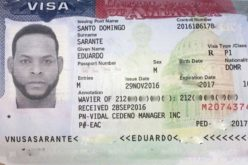 El salsero Yiyo Sarante logra su visado a Estados Unidos por gestiones de Vidal Cedeño; se va de gira