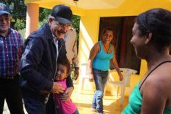 (Video) Danilo en recorrido por por zonas afectadas por las lluvias en Santiago, La Vega, Salcedo y San Francisco