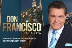 (Video) Don Francisco invita a ver El Show de Raymond y Miguel