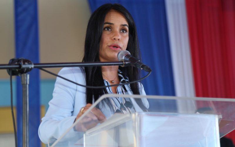 Viceministra Obras Públicas valora importancia para dominicanos que residen en EEUU de la Feria Inmobiliaria Ciudad Juan Bosch