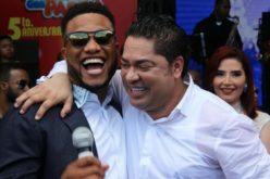 Robinson Canó y su espaldarazo a El Pachá en celebración del quinto aniversario