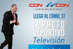 No hay quien aguante a Franklin Mirabal…!! Va para CDE/NCDN canal 37 con su Impacto Deportivo…