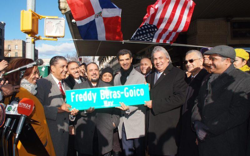 Cónsul dominicano en Nueva York valora cualidades humanas y profesionales de Freddy Beras-Goico