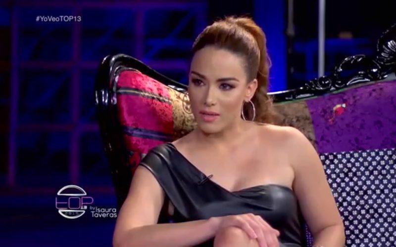 Se va Isaura Taveras de Divertido con Jochy y Telemicro para hacer un nuevo proyecto en Telesistema, canal 11…?