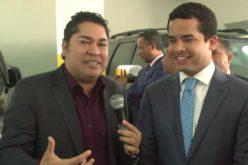 """(Video) Omar Fernández, el hijo de Leonel, le dice a El Pachá: """"Me siento cautivado por la política"""""""