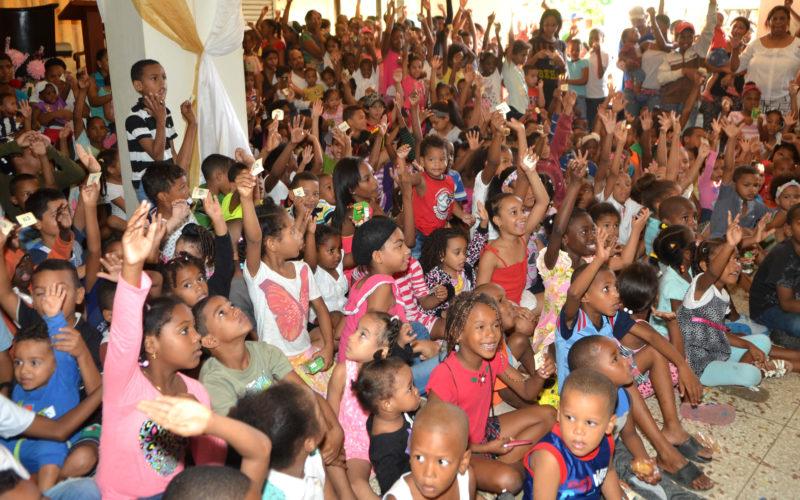 Gobierno regala 270 mil juguetes niñas y niños a través del Plan Social de la Presidencia