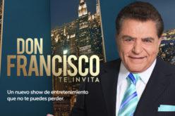 (Video) Raymond Pozo promovido como una de las principales atracciones del programa de Don Francisco