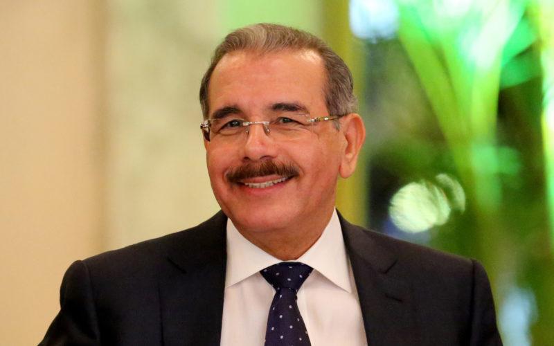 La felicitación de Danilo Medina a sus compatriotas por el Año Nuevo