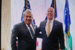 Cónsul Dominicano sostiene encuentro con jefe de la Policía de NY; tratan sobre relación con comunidad