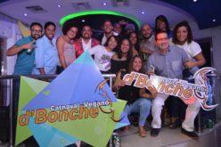 d'Bonche viene con su paquete para el Carnaval Vegano 2017