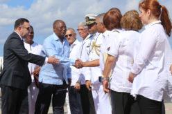 """(Video) """"Buenísimas"""", las relaciones entre Haití y RD, en valoración del presidente del país fronterizo, Jocelerme Privert"""