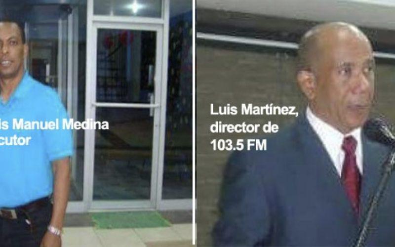 Asesinan a balazos a dos comunicadores en cabina de radio mientras realizaban programa en San Pedro de Macoris