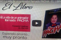 (Video) El Pachá anuncia con su voz el libro que escribió sobre sí mismo… Vea el spot de tv que lo promueve…
