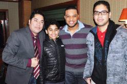 El Pachá tiene un hijo que es pastor evangélico…