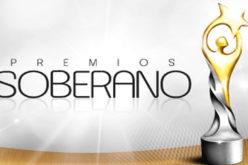 Lista de nominados a los premios Soberano 2017