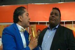 """(Video) John Berry defiende a El Pachá ante Jochy Santos: """"Tú me sacaste de la tv (…) El Pachá es mi hermano"""""""