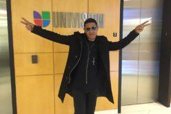 El Jeffry va a la fiesta de la Independencia Dominicana de Univisión