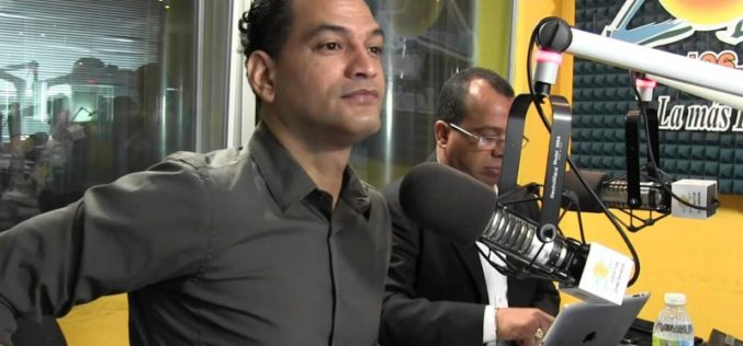 (Video) José Laluz asegura que a Danilo lo van a engañar con el plan de seguridad que le presentaron