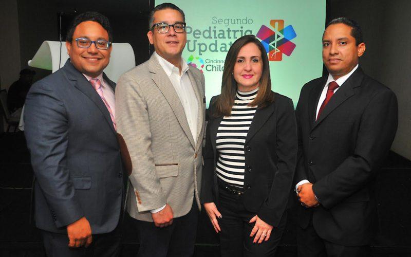 Viene el Segundo Congreso Pediatric Update by Cincinnati Childrems & Alumni