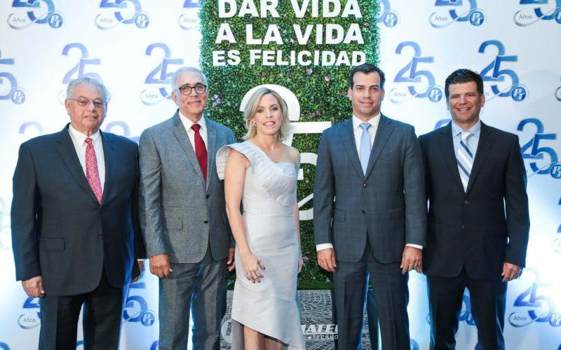 Pharmatech celebra en grande su 25 aniversario