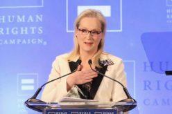 Meryl Streep arremete contra Donald Trump por haberla ubicado entre las mas sobrevaluadas de Hollywood