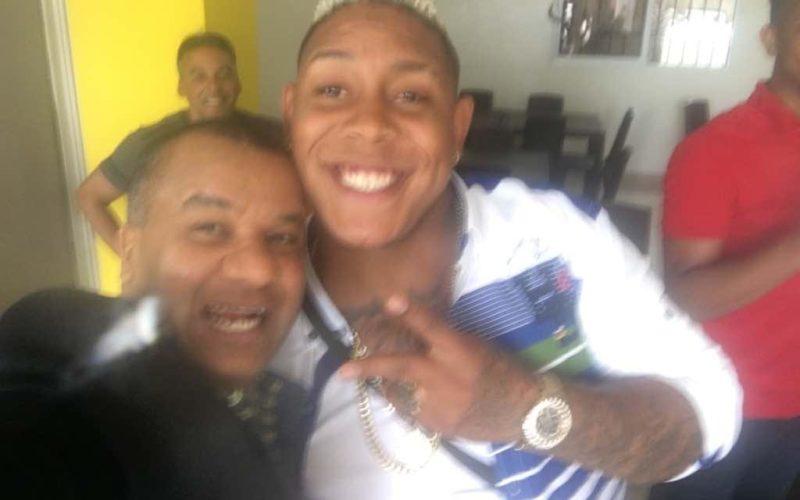 Cóoomo…?! Bulin 47 con Vidal Cedeño…?! Qué se traerán…?