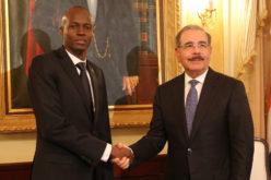 Danilo asiste a toma de posesión del presidente de Haití, Jovenel Moïse