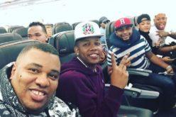 (Video) Bulín 47 llegó a NY con su equipo y ya se promueve a todo dar su tour por Estados Unidos